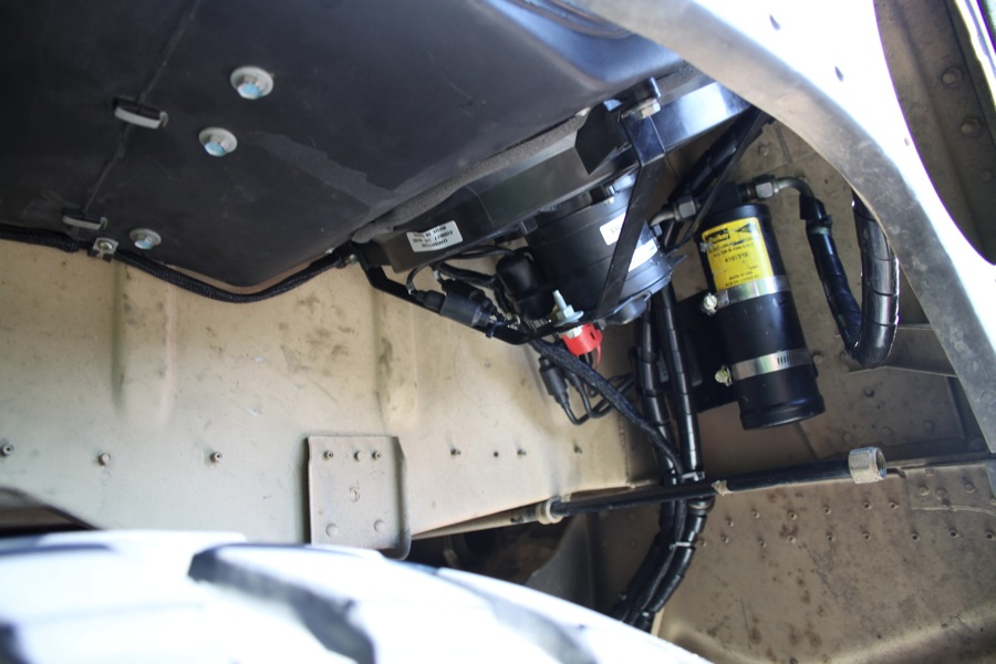 Details about  /HMMWV M1113 M1114 armored hummer rear A//C condenser 07-00260 new military m998