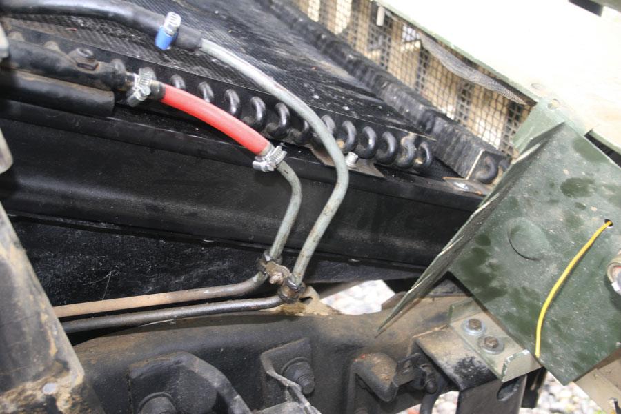 3l80 transmission cooling problem maybe cavitating ? - G503